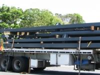 Metal transportation