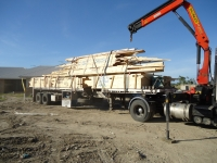 Mackay timber delivery