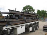 Transporting metal