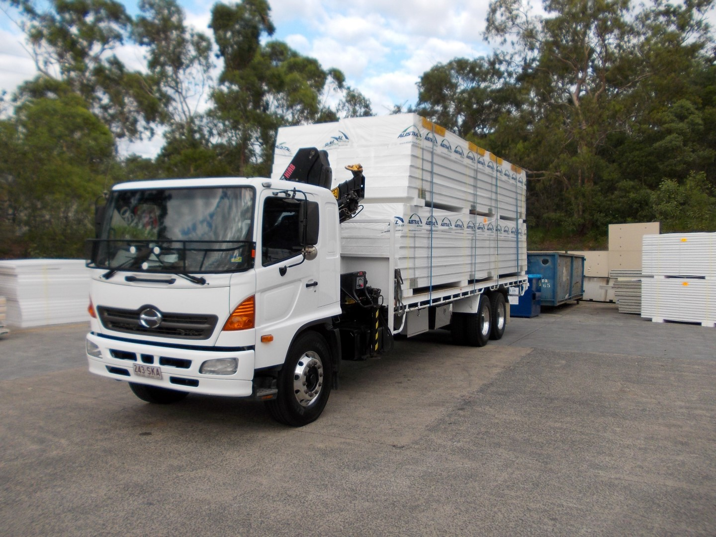 Austral delivery