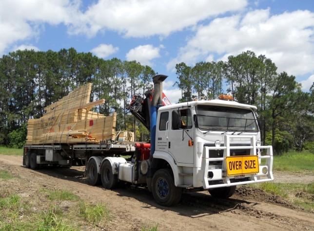 Transport Timber